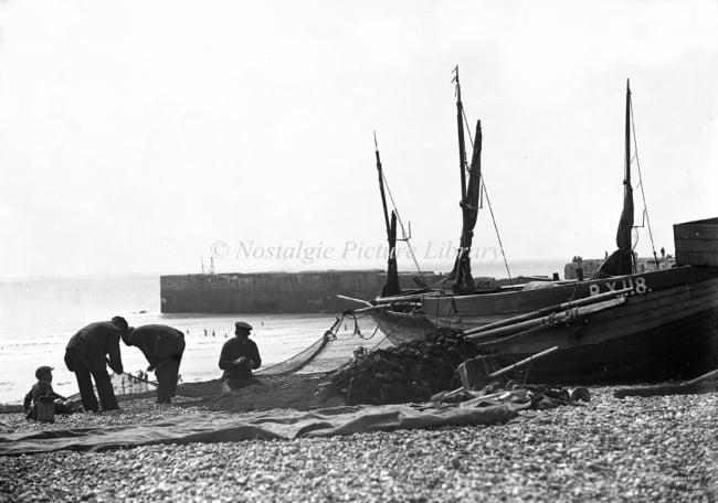 GN 594 A HASTINGS fishermen-2(1)